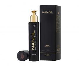 Nanoil - olja för hår